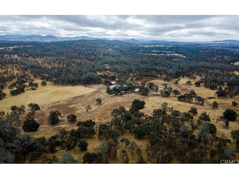 90 acres of private country living and beautiful local views all around.
