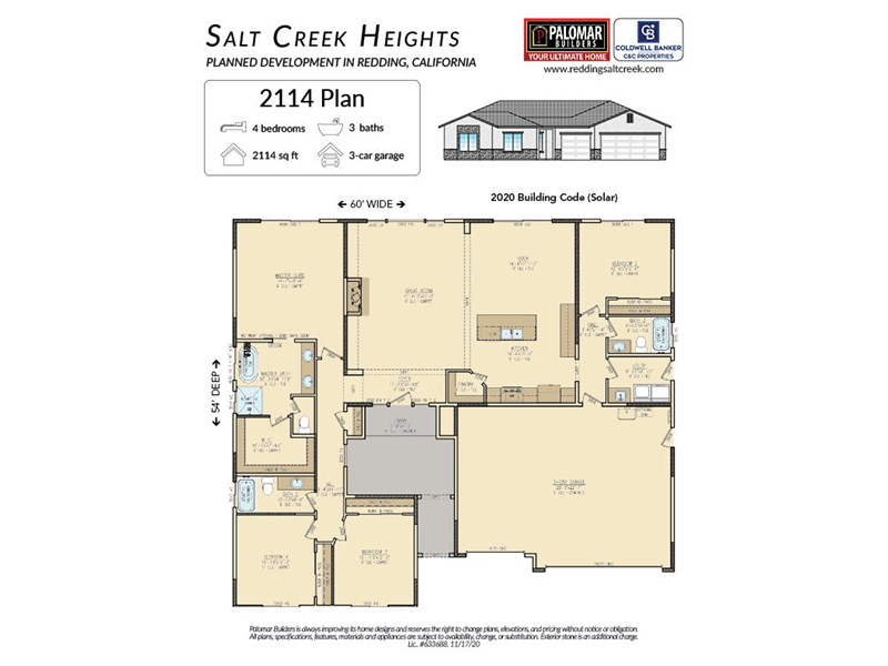Salt Creek Heights_2114 Plan