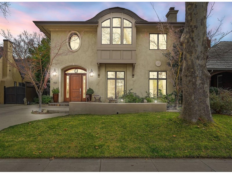 Welcome to 625 33rd Street - One of East Sacramento's Premier Properties Across from McKinley Park.